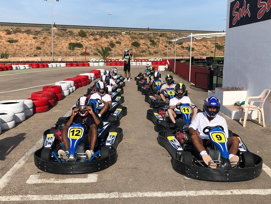parrilla-salida-cartagena-karting-club