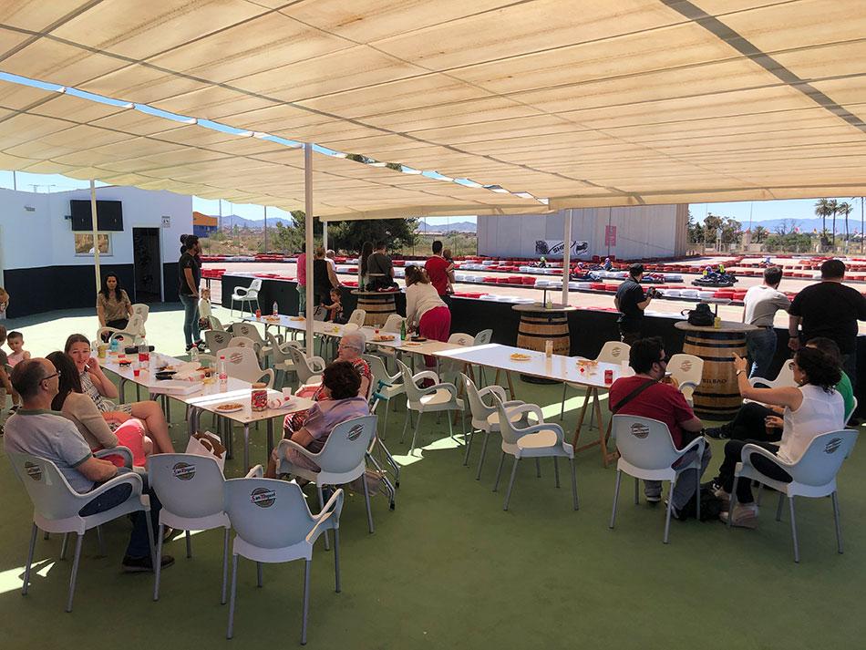 terraza-circuito-karting-cartagena