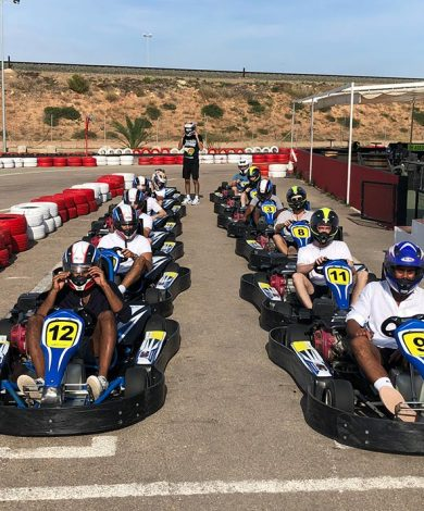 parrilla-salida-cartagena-karting-club